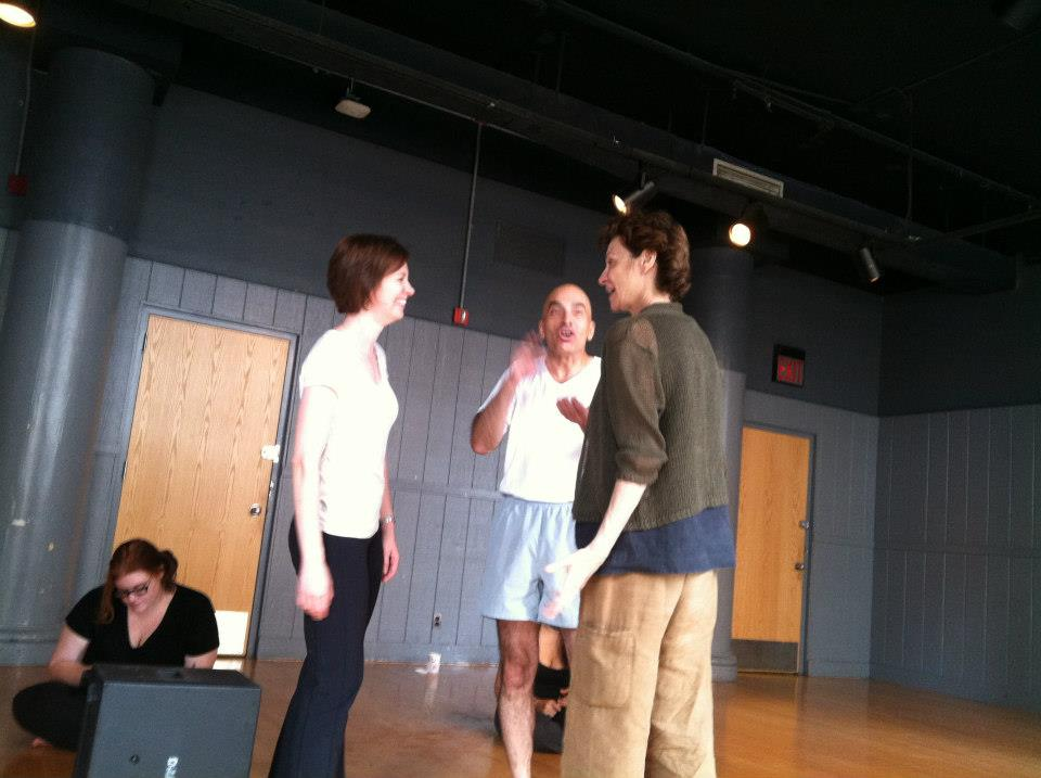 Choreographer and Movement Director Barbara Allen meets us for a pick up rehearsal in NYC. She discusses The Tango with actors Caley Milliken (Circus Girl) and Sleeper (Ron Botting).