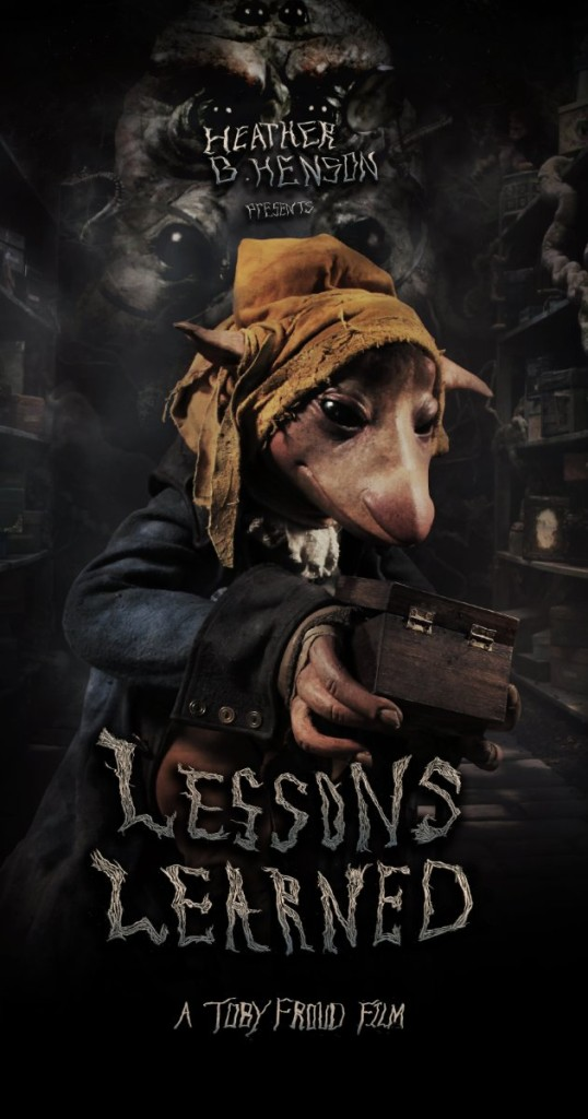 Lessons Learned poster (source: imdb.com)