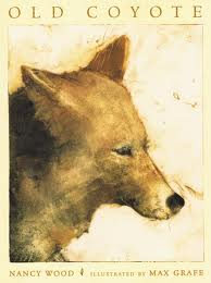 A beautiful drawing of a coyote... so soft and wise, but slightly a trickster all the same.
