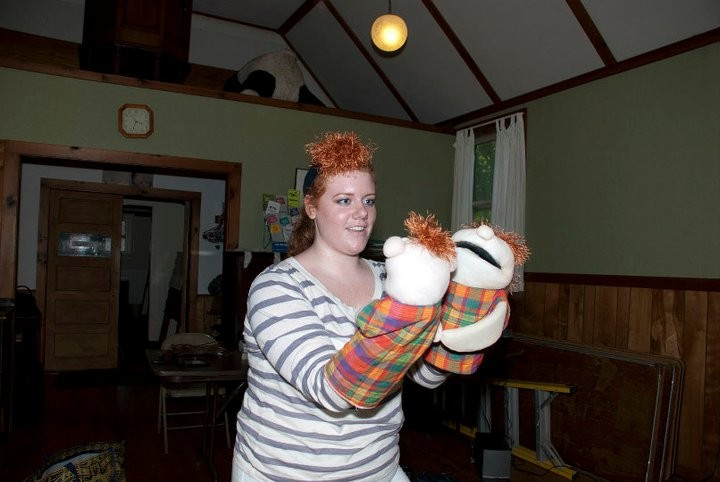 A Fantastic Puppetry Discovery (Kelsey Hogan)